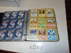 12000+ Pokemon Card Collection 1st Base Set to Modern Many Rare Shiny Holo Cards