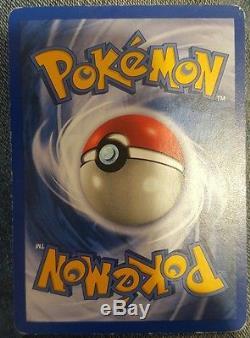 1995 Mewtwo Original Rare Holo Pokémon Card