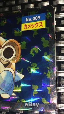 1995 Topsun Blastoise Holofoil Very Rare Japanese Pokemon Card(MINT/NM)PSA Worth