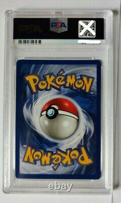 1999 Pokemon Spanish Charizard 1st Edition Holo (card# 4/102) Psa 10 Gem Mint