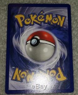 1st Ed Edition FRENCH Charizard DRACAUFEU 4/102 Holo Ultra Rare Pokemon Card