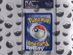 1st Edition Base Set Dugtrio PSA 10 GEM MINT 19/102 Pokemon Card
