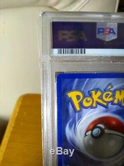1st Edition Base Set Shadowless Venusaur Holo Rare Pokemon card PSA 6