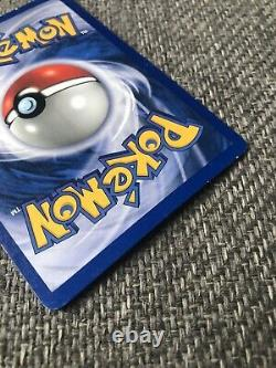 1st Edition Lugia 9/111 Neo Genesis Pokemon Card WOTC Holo Rare Played/HP