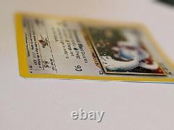1st Edition Lugia 9/111 Pokemon Neo Genesis Rare card