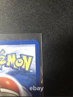1st Edition Neo Genesis Lugia 9/111 Pokemon Card SUPER RARE Possible Psa 10