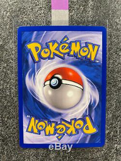 1st Edition Typhlosion Neo Genesis T17 17/111 Pokemon Card Holo Rare Mint