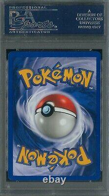 2000 Pokemon Card 1st Edition Neo Genesis Holo Lugia 9/111 PSA 10 (Pop 41)