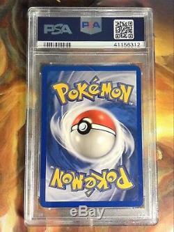2000 Pokemon Rocket 4 Dark Charizard-Holo 1st Edition PSA 10 Gem Mint Card