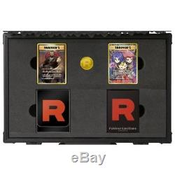 20th Anniversary Pokemon Card Game Rocket Team Special Case Very Rare BANDAI