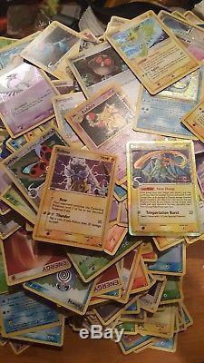 350+ Huge Pokemon Card Lot Rare, Shiny, EX, 1st Gen, Etc