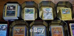 7,500 Pokemon Card Lot 100+ GX EX Full Art Charizard Promo Rare Must See