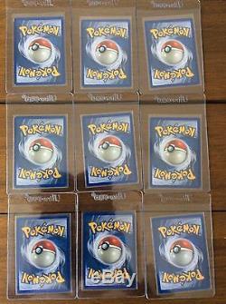 9x Shining Pokemon Cards Secret Rares Neo Charizard, Raichu, Mewtwo, etc