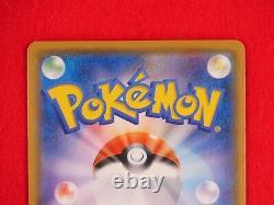 A++ rankPokemon Card Pretend Boss Pikachu Team Aqua 192/SM-P Holo Rare! #4187