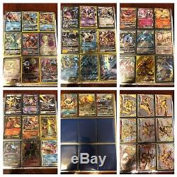 All Rare Pokémon Collection With Binder 528 Cards Total