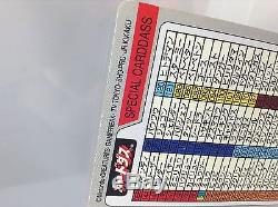 BANDAI Pokemon Carddass 1997 #CARDDASS Ito-Yokado Secret card Japanese