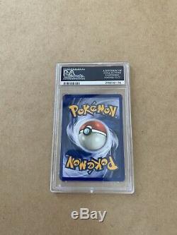 Base Set Charizard PSA 9 Holo 1999 Mint Iconic Card Pokemon Rare
