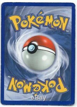 Blastoise 1st Edition Base Set 2/102 Holo-Foil Rare Pokemon Card HP