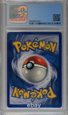 CHARIZARD Pokemon Base Set SHADOWLESS Holo Card 4/102 CGC 5 EX PSA 6+