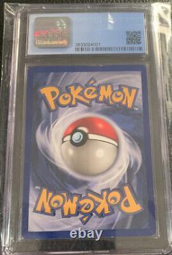 CHARIZARD Pokemon Base Set Unlimited Holo Card #4/102 CGC 7 (NM) PSA 7.5