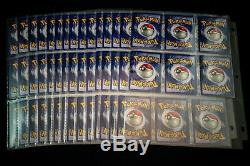 COMPLETE GYM HEROS SET 132/132 POKEMON CARDS! 2 x 1ST EDITION RARES! EX-M