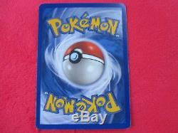 Celebi Gold Star Holo Rare Pokemon Card Crystal Guardians 100/100