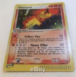 Charizard 100/97 Secret Rare Ex Dragon Near Mint+ Pokemon Card