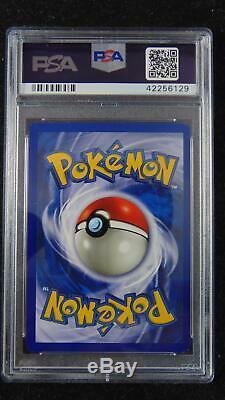 Charizard 4/102 Base Set 1st Edition PSA 7 Near Mint Holo Rare Pokemon Card