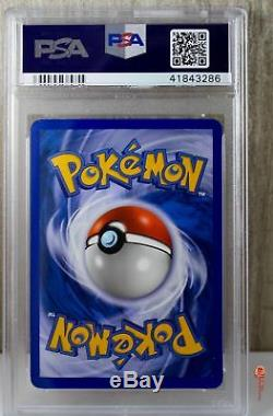 Charizard Holo Rare 2007 Pokemon Card 6/108 Power Keepers Set PSA 10 GEM MINT