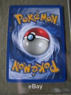 Charizard Original Pokemon Card 4/102 RARE original owner 1999