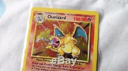 Charizard Pokemon Card Original Base Set 4/102 Rare Holo Excellent Condition