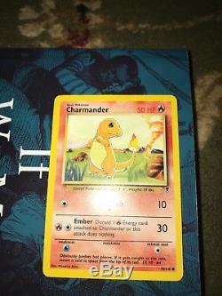 Charmander 70/110 basic card