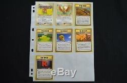 Complete Japanese Neo Revelation Set 55/55 61 Pokemon Cards with Extra Promo