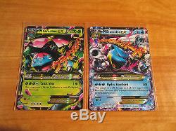 Complete MASTER Pokemon XY BASE Card Set/146 Full Art Reverse Holo Rare X and Y
