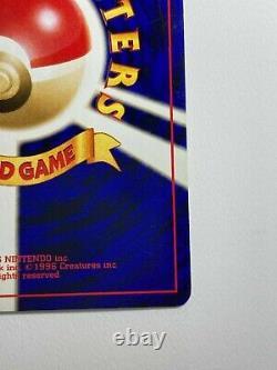 Dark Venusaur Pokemon Card Holo GB PROMO Nintendo POCKET MONSTERS Japanese