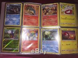 Full Binder Of ORIGINAL Pokemon Cards, Holos, Rares, Revs, Promos, EX/GX NOduplicates