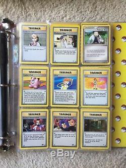 HUGE 1,000 Pokemon Card Collection Vintage Lot Rare Holo Charizard Base Set EX