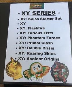 HUGE 5000+ Pokemon Card Lot! 331 EX/GX, holo, Complete Sets! NO DUPLICATES! RARE