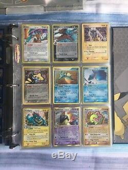 HUGE POKEMON CARD COLLECTION with Vintage Holos, Ultra Rares, Bulk