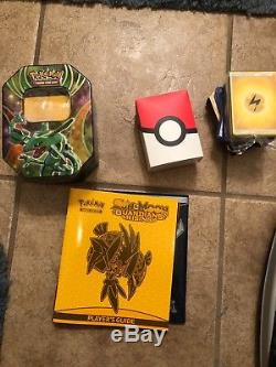 Huge POKEMON Trading Card Collection EX, GX, Full Art, Ultra Rare. Over1000 card