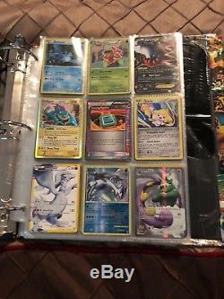 Huge Pokemon Card Lot 1000+ Cards, Rares And Holos