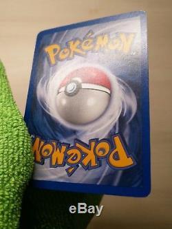 Krabby Original Rare Selten Pokémon Card Fossil Set 51/62 MINT