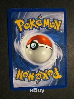 LP Pokemon CHARIZARD Card BASE Set 4/102 Unlimited 1999 Holo Rare AP