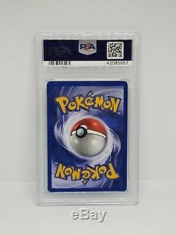 Lugia First Edition Holo Rare Pokemon Card Neo Genesis Set 9/111 1st Ed PSA