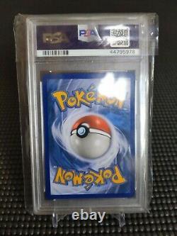 Mewtwo & Mew GX Unified Minds 242/236 PSA 10 GEM MINT Secret Rare Pokemon Card