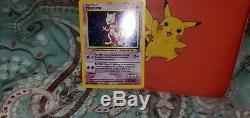Original Mewtwo Pokémon Rare Holo Card