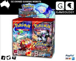 POKEMON XY TCG Primal Clash Booster Box 36 Booster Pack Trading Card
