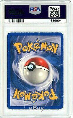 PSA 1 PR Charizard 3/110 (Legendary Collection) Reverse Holo Rare Pokemon Card