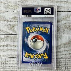 PSA 1 Shadowless CHARIZARD 4/102 Base Set Holo Rare Pokemon Card