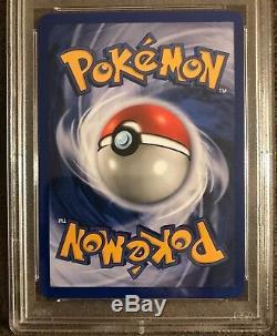 PSA 10 Blastoise Base II 2 Set 2000 Pokemon Card Rare Holo Gem mint